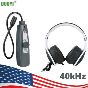 Ultrasonic Leak Detector Transmitter Air Water Dust Leak Pressure Usa S7h1