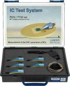 Langer Emv P600 P750 Probe Set Conducted Rf Measurement Emc Tools And Probes