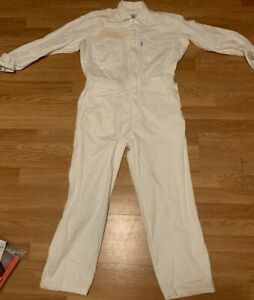 Coveralls Overalls Scandia Scanrally Whte Personal Protection Equipment Pockets