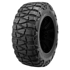 4 33x12 50r17lt Nitto Mud Grappler 120q E 10 Ply Bsw Tires