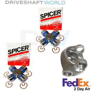 1350 Series Cv Yoke Spicer Universal Joint Kit For 1999 2004 Ford F Super Duty