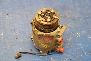 2002 04 Acura Rsx Type S K20a2 2 0l Oem Engine A C Compressor Pump Unit 4435