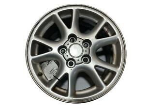 2000 Chevy Camaro Factory Oem 16 Inch Alloy Silver Wheel Rim Opt N96