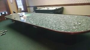 18 Marble Wood Conference Table