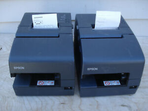 Epson Tm h6000iv M253a Thermal Receipt Printer 2 Available