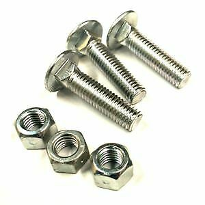 Western Plow Part 50642 Poly Cutting Edge Bolt Kit For Wideout