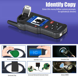 Lonsdor Kh100 Hand held Remote smart Auto Car Programmer With Special Functions