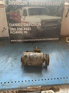 Oliver 60 Tractor Core Generator With Belt Pulley Antique Tractor