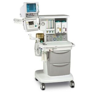 Ge Datex Ohmeda S 5 Aespire W 7100 Anesthesia Machine Refurbished And Certified