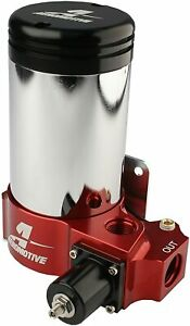 Aeromotive 11202 A2000 Drag Race Carbureted External Electric Fuel Pump 350 Gph