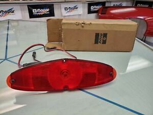1968 1971 Dodge Truck Sweptline Tail Light Assembly Nos Mopar 2958012 W orig Box
