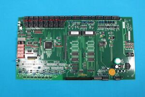 Sensormatic C cure Apc 8x Access Control System Board As0100 008mb Rev Q0