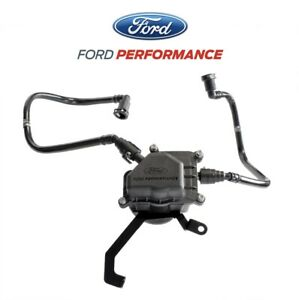 2015 2020 Mustang Ecoboost 2 3l Oem Ford M 6766 A23 Lh Engine Oil Air Separator