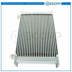 Engine Transmission Racing Oil Cooler Aluminum 25 Row An10