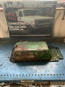Oliver 60 Oil Pan Nice One Antique Tractor Parts