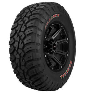 35x12 50r20lt General Grabber X3 121q E 10 Ply Red Letter Tire