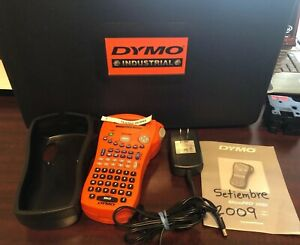 Dymo Rhino Pro 3000 Label Maker Labeling Tool With Protective Case
