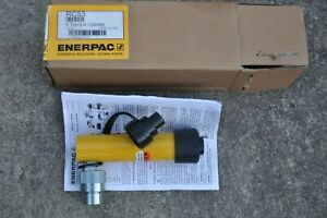 Enerpac Rc 53 Hydraulic Cylinder 5 Ton 3 Stroke New In The Box