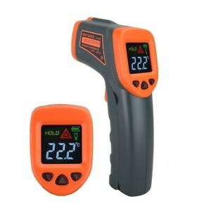 Digital Infrared Thermometer Lcd Non contact Surface Temperature Meter Gun Tool