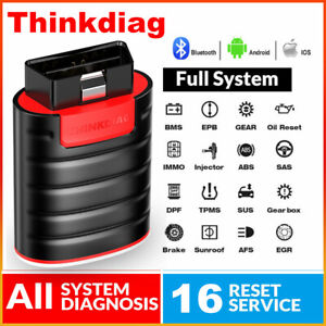 Thinkcar Thinkdiag Full System Powerful Obd2 Diagnosti Tool With 1 Free Software