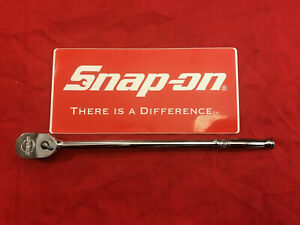 Snap on 1 4 Long Ratchet Tll72 New 118 00