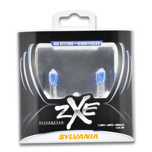 Sylvania Silverstar Zxe Low Beam Headlight Bulb For Audi S6 A8 Quattro A6 S8 Cz