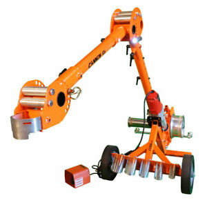 Itoolco C10k 2 Cannon 10k Self contained 4 speed Dual Capstan Wire Puller