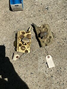 Nos 1957 1963 Ford Big Truck Pair Of Door Latches