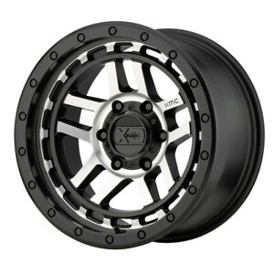 17 Xd Series Recon Black xd14079068512n Set Of 4 Wheels Rims