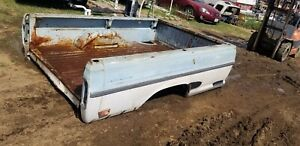 1967 1968 1969 1970 1971 1972 Ford Truck Long Bed Solid