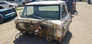1967 1968 1969 1970 1971 1972 Ford Truck Complete Cab