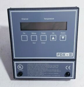 Fdx ii Serie Indicating Pyrometer 6685005303445 blacks