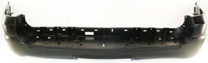 Primed Rear Bumper Cover Replacement For 2004 2006 Ford Expedition