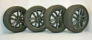 2011 16 Mini Cooper Countryman Paceman Oem R17 17x7 Alloy Wheel Rims Tires Set 4