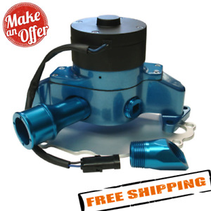 Proform 68220b Electric Water Pump For Ford Small Block 289 302 Engines