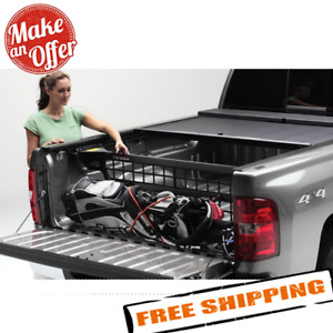 Roll n lock Cargo Manager Rolling Truck Bed Divider For 07 20 Toyota Tundra 6 6