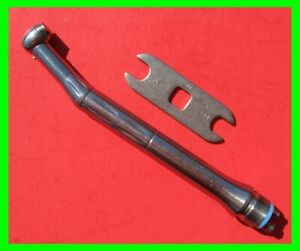 Genuine Star 430k 4 hole High Speed Stainless Handpiece Shell W Cap Wrench Usa