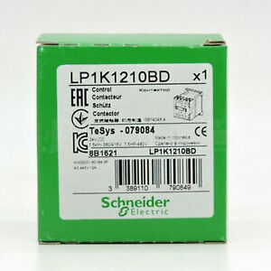 One New In Box Snd Lp1k1210bd Contactor Free Shipping