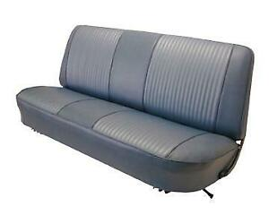 Ford F100 Custom Std Cab Pickup Seat Upholstery For Front Bench 1967 1972