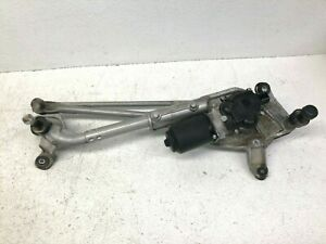 2009 2014 Acura Tsx Windshield Wiper Linkage W Motor Assembly Lot456 Oem