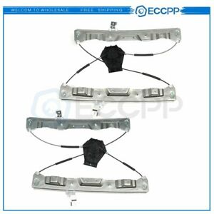 Power Window Regulator For 2002 06 Ford Explorer Front Left Right Without Motor