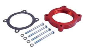 Airaid Throttle Body Spacer For 2011 2017 Ford Mustang Gt And F 150 V8 5 0l