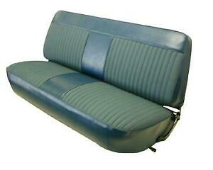 Ford F150 F250 Std Cab Pickup Vinyl Seat Upholstery For Front Bench 1973 1979
