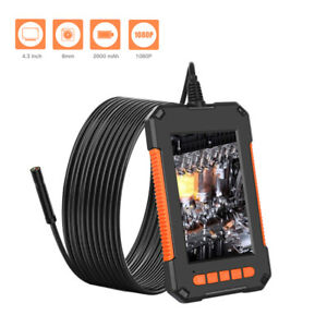 Mini Ip67 Waterproof Hard Cable Inspection Hd1080p Camera 8mm Usb Endoscope Lens