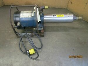 Flint walling Pb0512a051 3 4 nptx3 4 npt Booster Pump 1 2hp 115 230v 1ph 3450rpm