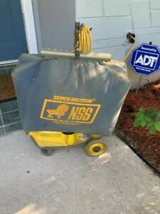 Nss M 1 Pig Commercial Vacuum Works Great No Hose Or Attachments Vintage