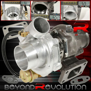 63ar T3 t4 T04e Hybrid Turbo Charger 2 5 Vband Flange For Civic Accord Crx