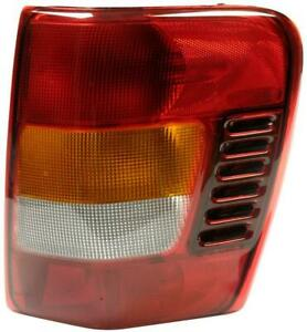 Tail Light For 2003 2004 Jeep Grand Cherokee 1610961 ab