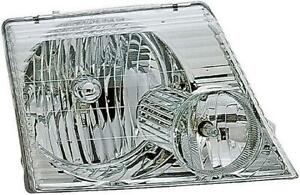 Headlight For 2002 2003 Ford Explorer Limited 1590528 ac