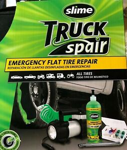 Slime Truck Spair Flat Tire Repair Kit 50063 New